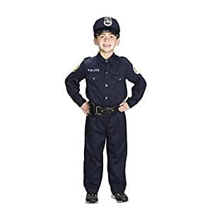 Aeromax Jr. Police Officer Suit - 41EUxm4CsyL - Aeromax Jr. Police Officer Suit