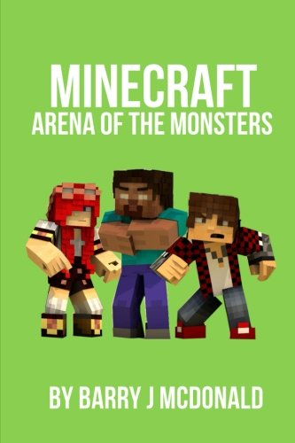 Minecraft - Arena Of The Monsters (Monster Series) - Minecraft Arena