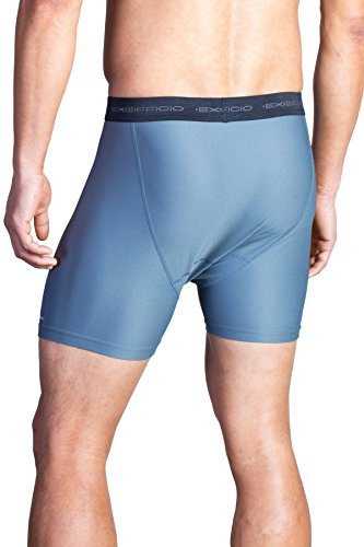 ExOfficio Men's Give-N-Go Boxer Brief, Riviera, X-Large