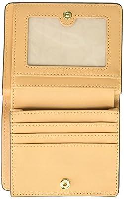 Calvin Klein Key Item Small Flap Monogram Wallet