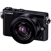 Panasonic digital single-lens camera Lumix GM1 lens kit standard zoom lens comes with black DMC-GM1K-K [International Version, No Warranty]
