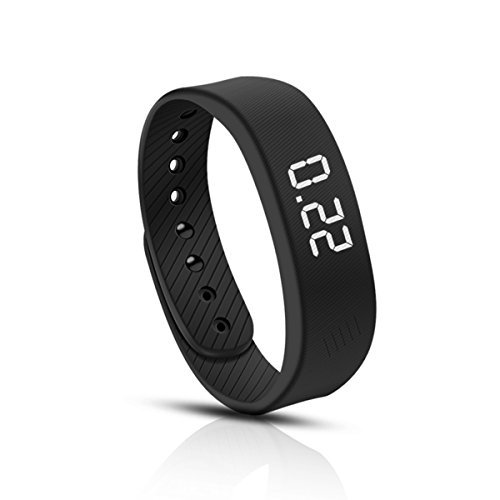 Cellay Fitness Tracker Watch Wireless Pedometer Sports Fitness Waterproof Smart Wristband