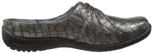 Easy Street Holly Mujer US 12 Gris Zuecos