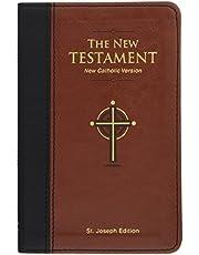 St. Joseph New Catholic Version New Testament: Pocket Edition
