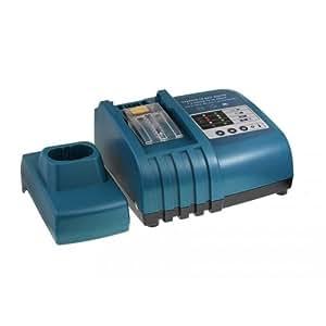 Cargador de batería Makita Elektronik-Destornillador eléctrico Master-Line 6343DWDE