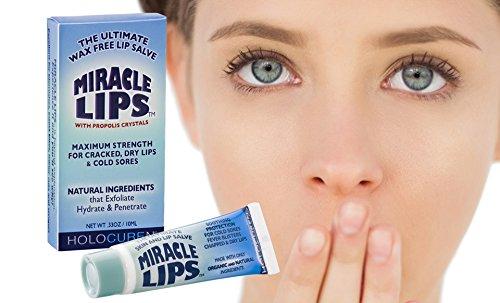 Miracle Lips Salve, 2 Piece