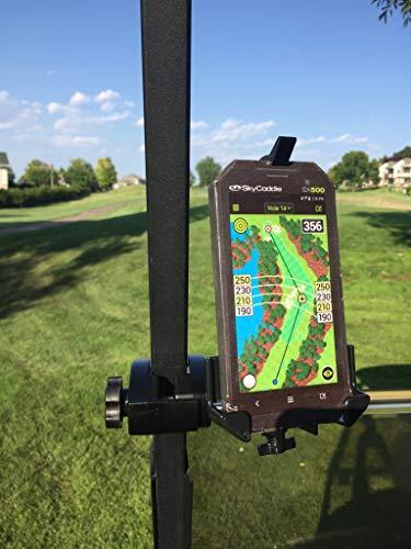 Golf Cart Mount/Holder for SkyCaddie SX500