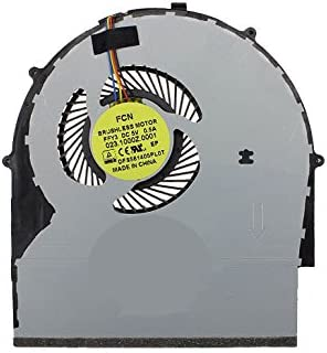 New CPU Cooling Cooler Fan Replacement for Lenovo Thinkpad Edge 15 80H1 4-wrie BSB0705HCA02
