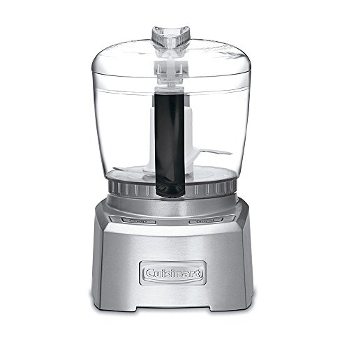 Kitchen Collection Mandoline - Cuisinart CH-4DC Elite Collection 4-Cup Chopper/Grinder, Die Cast (Certified Refurbished)