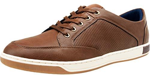 JOUSEN Men's Fashion Sneakers Memory Foam Casual S...