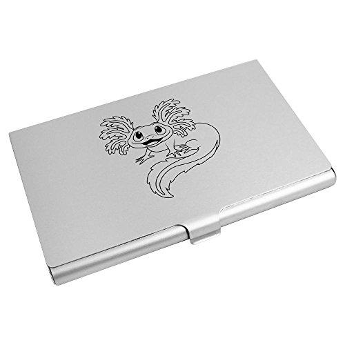 ch00014366 Axolotl' biglietti 'Cute Azeeda di portafogli Porta da credito visita zvZHp8