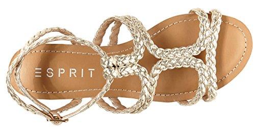Esprit Womens Crystie Gold