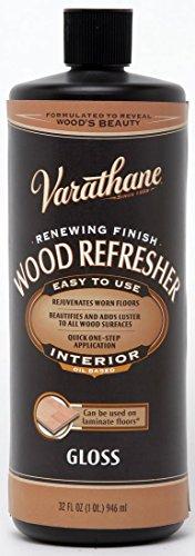 Rust-Oleum Varathane 247831 1-Quart Renewal Varathane Refresher Refill for Kit, Gloss