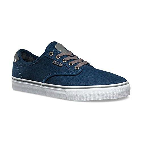Vans Chima Ferguson Pro Plaid Dress Blues Size Mens (7) (Vans Plaid Shoes)