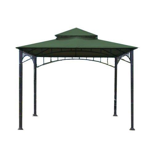 Replacement Canopy for Summer Veranda Gazebo – RipLock – Green Spruce Review