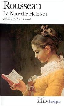 Julie, ou, La nouvelle Héloïse, tome 2 par Rousseau