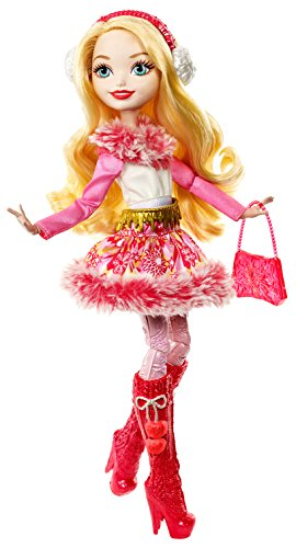 Ever After High DPG88 Epic Winter Apple White Doll