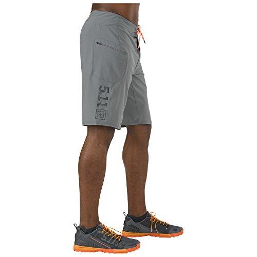 5.11 Tactical Men's Recon Vandal Shorts, 36-Inch, Storm