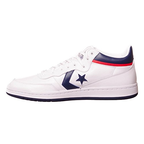 Mid Uomo 83 Converse Bassa Sneaker Pelle Fastbreak Liscia p7wvn8xqEC
