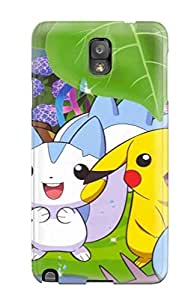 New Arrival Pokemon For Galaxy Note 3 Case Cover