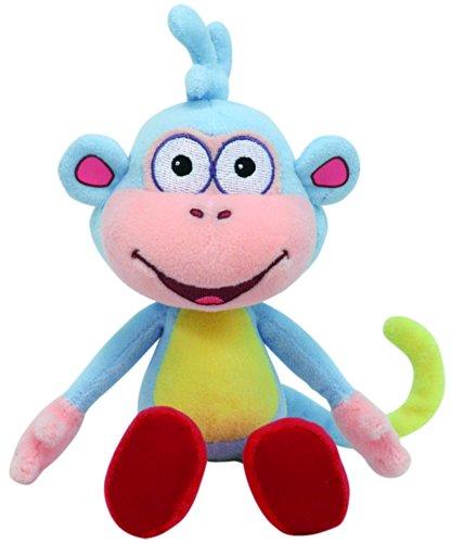 Ty Beanie Baby Boots Dora's - Doll Explorer Dora The Plush
