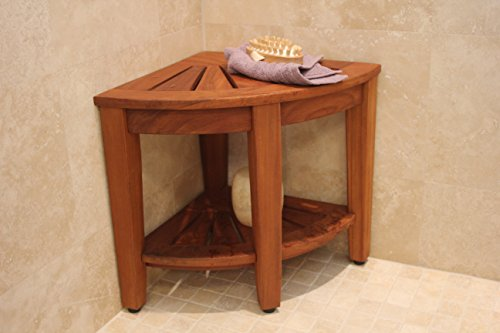 teak shower stool corner amazon the original bench shelf health personal care seat uk double asian or