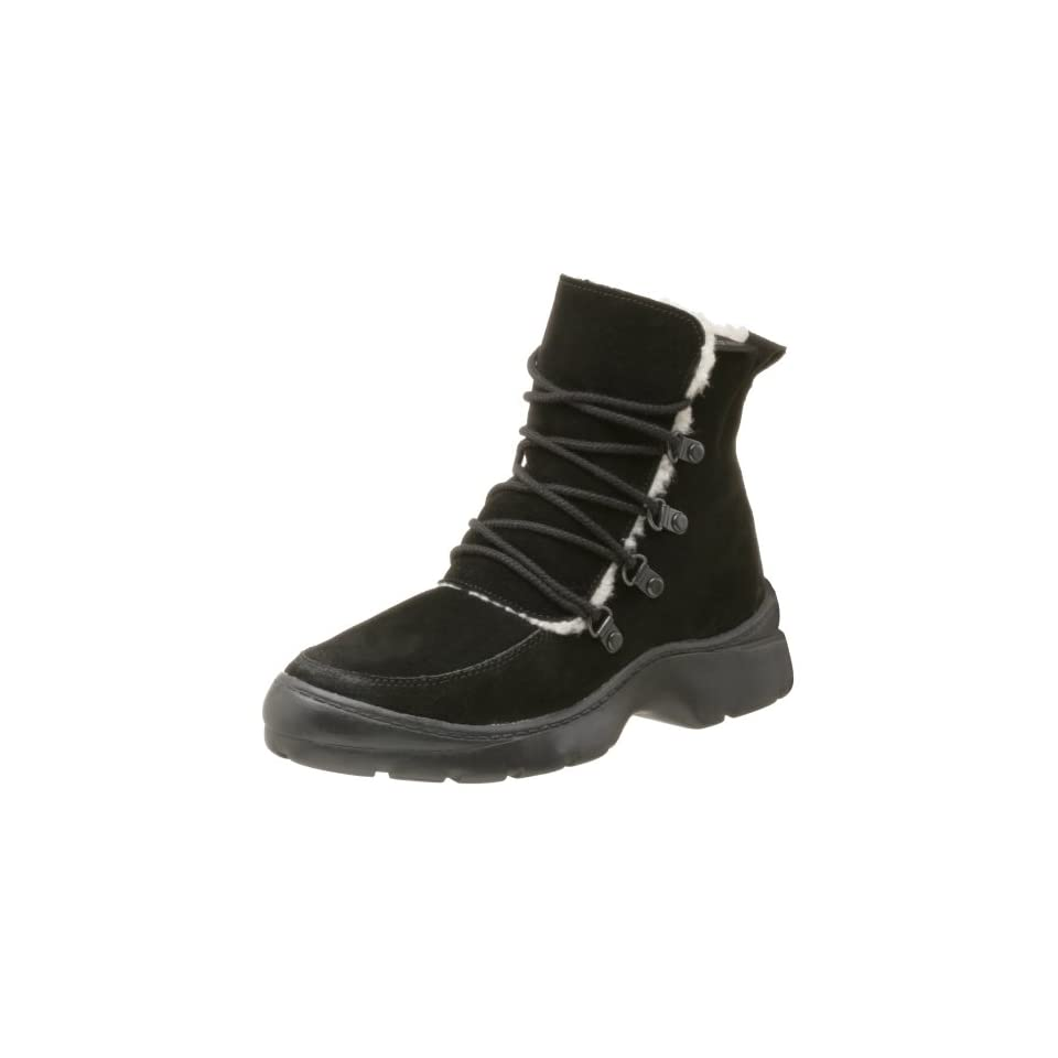 Deer Stags Womens Drizzle Boot,Black,6.5 M