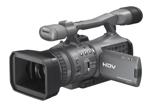 Sony HDR-FX7 3-CMOS Sensor HDV High-Definition Handycam Camc