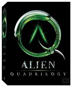 Alien Quadrilogy (Alien / Aliens / Alien 3 / Alien Resurrection)
