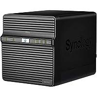 Synology DS416J Desktop Ethernet LAN Black storage server