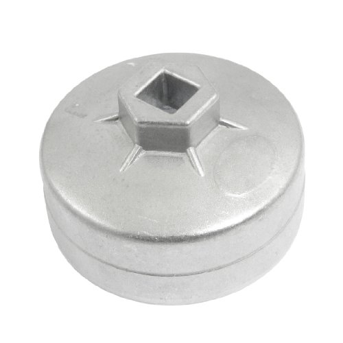 uxcell CAP STYLE OIL FILTER SOCKET WRENCH 73MM 15 - Filter Style Wrench Oil