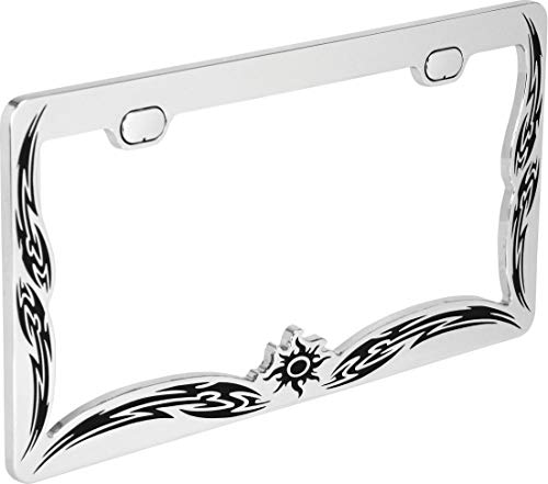 license plate frame celtic knot - 2