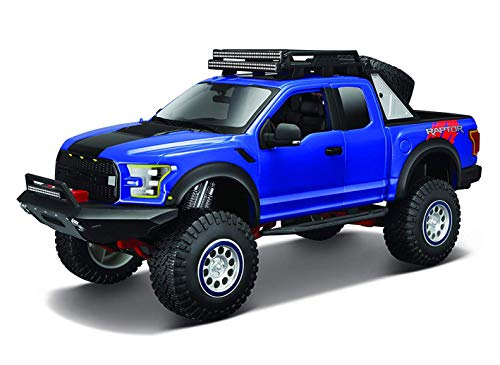 Maisto 2017 Ford F150 Raptor Off-Road Edition 1:24 Scale Diecast Truck -