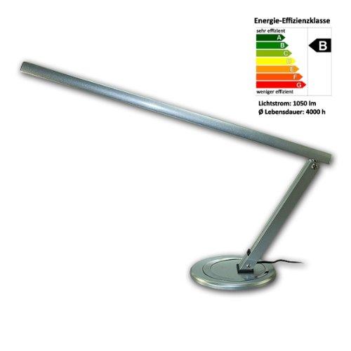 Arbeitsplatzleuchte / 20 Watt / Arbeitslampe, Kaltlicht, silber Nagelstudio