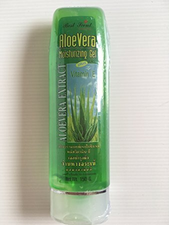 Aloe vera Moisturising Gel Plus Vitamin E 150 g By Best Friend.