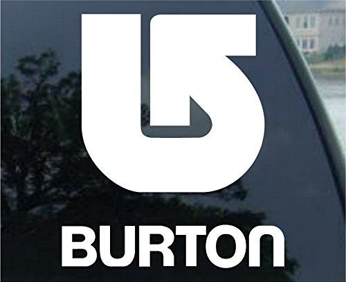 burton-snow-boards-6-inch-vinyl-decal-sticker-white