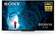 Sony XBR65A8F/A 65 inches OLED Television (2018 Model)