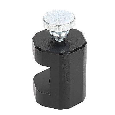 Aramox Spark Plug Caliper, 14mm Billet Aluminum Precision Car Spark Plug Gap Tool Sparkplug Caliper Gapper Gapping: Automotive