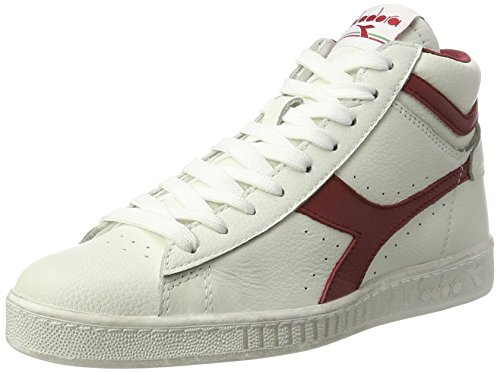 L Sneaker Alto Game Collo Diadora a Waxed Unisex High 5w64fqP