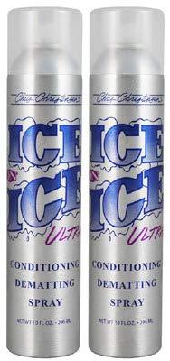 Chris Christensen Ice on Ice Ultra Dematting Spray Bundle