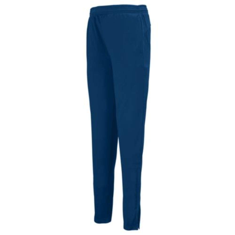 Augusta Sportswear Youth Tapered Leg Pant S Navy