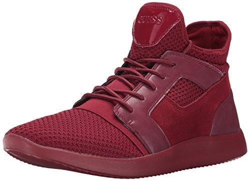 Gissa Mens Caleb Sneaker Röd