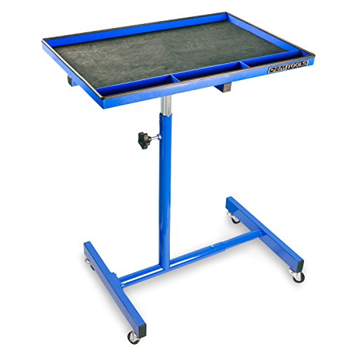 OEMTOOLS 24933 Blue Portable Tear Down - Mobile Table Work