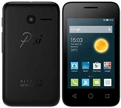 Alcatel One Touch Pixi 3 3,5 Smartphone Android libre de 3.5