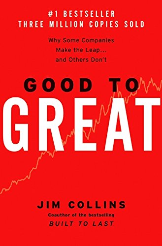 Good to Great: Why Some Companies Make the Leap...and Others Don't ISBN-13 9780066620992