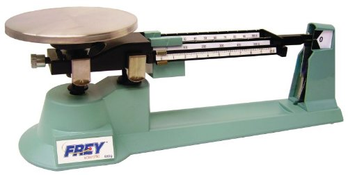 Frey-Scientific-Triple-Beam-Balance-610g-Capacity-01g-Readability