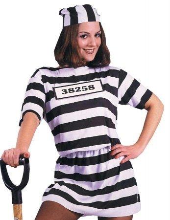 Convict Woman (Convict Costume Women)