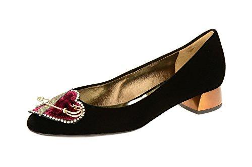 Noir Bloc 3116 À En Swarovski De Talons Cristal 10 Byron Chaussures Högl 4 7Uqdpx7