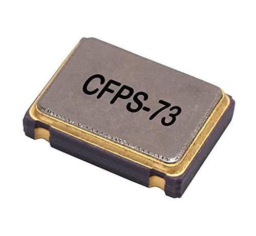 Standard Clock Oscillators 25.0MHz 7.0 x 5.0 x 1.4mm , Pack of 100 (LFSPXO019170Bulk)