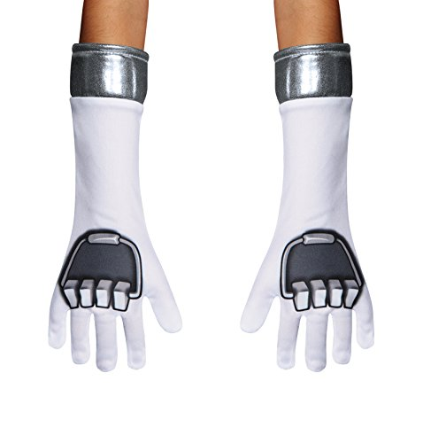 [Power Rangers Dino Charge Toddler Gloves, One Size (Upto Size 6)] (Dino Ranger Costume)